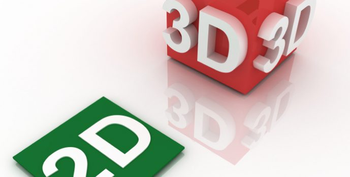 3D film vs. 2D | 3-dfilmexpo.com